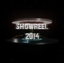 Showreel 2014. A 3D, Character Design, and Fine Art project by Fran  Martínez Carrillo         - 18.05.2014