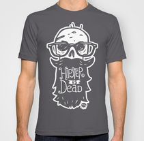 Hipster is dead!. A Illustration, and Costume Design project by Dues Creatius  - 22-05-2014