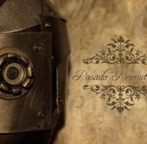 Pasado Permutable. A Design, Character Design, and Fine Art project by Alejandra  Dorantes Reséndiz - 26-05-2014