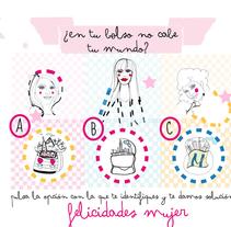 DÍA DE LA MADRE. Um projeto de Design gráfico de Eva Sevilla         - 28.05.2014