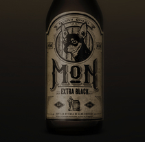 Cerveza Mon. A Design, Br, ing, Identit, and Packaging project by Alex Monzó         - 14.12.2013