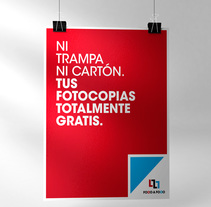 FOLIO A FOLIO. Sistema de Identidad.. A Art Direction, Br, ing, Identit, Editorial Design, Graphic Design, and Web Design project by Plan D Creativos  - 20-03-2011