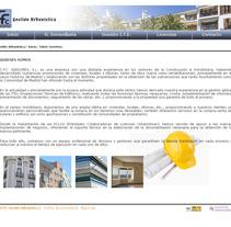 CFC Asesores. Un proyecto de Desarrollo Web de Isabel Martín - Martes, 25 de marzo de 2014 00:00:00 +0100