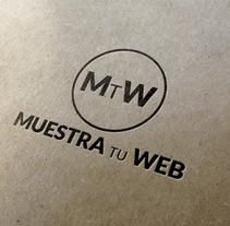 Muestra Tu Web. Un proyecto de Br e ing e Identidad de Juan José Barceló - 01-06-2014