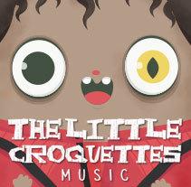The Little Croquettes. Un proyecto de Ilustración, Música y Audio de Marta García Pérez - 01-06-2014