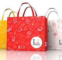 Argal. A Br, ing, Identit, Design, Product Design, and Graphic Design project by Mediactiu agencia de branding y comunicación de Barcelona  - Jun 04 2014 12:00 AM