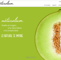 Naturalium. A Web Development project by Jaime Sanchez - Jun 06 2014 12:00 AM