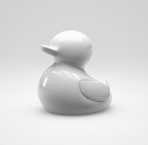 Patos. A Illustration, and 3D project by Diego Torner          - 04.01.2012