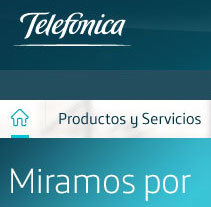 Telefónica eHealth. A Web Development project by Jesús Álvaro Rodríguez - 08-06-2014