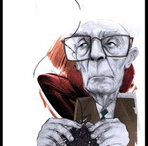 Inmortal de necesidad. Um projeto de Ilustração, Artes plásticas e Escrita de Alberto Costa Gómez - 10-06-2014