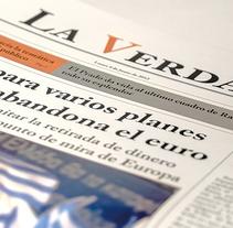 Diseño Editorial. Un proyecto de Diseño, Diseño editorial y Diseño gráfico de Antía Méndez Conde-Pumpido         - 10.06.2014