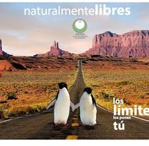 Naturalmente libres. Um projeto de Br e ing e Identidade de Pablo  Poveda - 10-06-2014