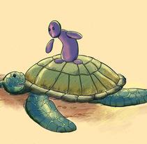 Peebles. A Illustration project by Joseba Morales         - 15.06.2014