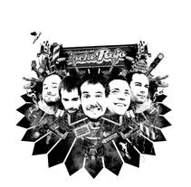 La banda del coche rojo. Um projeto de Design, Direção de arte e Design gráfico de Cesc Mayor         - 09.02.2013