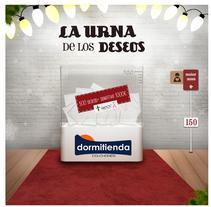 La Urna de los Deseos. Um projeto de Publicidade, Direção de arte e Design gráfico de Esther HIJANO MUÑOZ - 18-12-2013