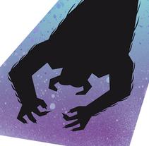 """Ilustración """"Monstruos S.A."""". Un proyecto de Diseño e Ilustración de Isi Cano - Lunes, 23 de junio de 2014 00:00:00 +0200"""