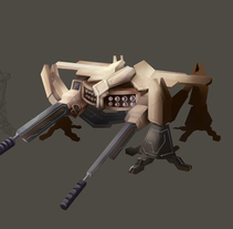 Concept Art - Personajes. A Illustration, Character Design, and Game Design project by Chris Borland         - 22.06.2014