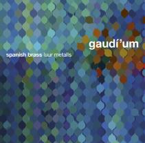 Gaudí'um. Un proyecto de Ilustración y Diseño gráfico de Heroine Studio - 08-07-2014