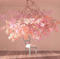 Cabeceras semanales para web personal de facebook. A 3D, Fine Art&Interior Design project by Diego  García Carpintero - 09-07-2014