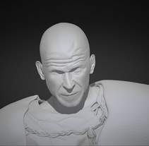Floki_Vikings/3D All aspects. A Design, 3D, and Fine Art project by Carlos Milanes         - 14.02.2016