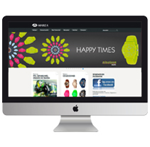 PROPUESTA HAPPY TIMES - Relojes Marea. A Web Design, and Advertising project by anna pons  - Jun 10 2014 12:00 AM