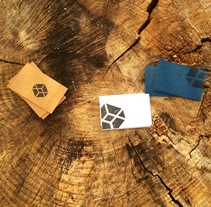 Tarjetas. A 3D, Crafts, and Graphic Design project by Rafael Carmona - Jul 14 2014 12:00 AM