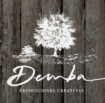 Demba. A Br, ing, Identit, Graphic Design, T, and pograph project by Printing Studio         - 24.07.2014
