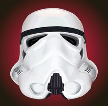 Stormtrooper . A Illustration project by Schedel          - 28.07.2014