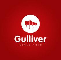 Imagen corporativa - Gulliver. Un proyecto de Fotografía, Diseño gráfico y Packaging de Estudio Ugedafita         - 31.07.2014