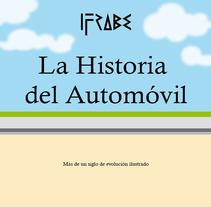 La historia del automóvil (III). Un proyecto de Ilustración de Íñigo Franco Benito         - 02.08.2014