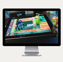 Bugsted. Game Interface. Un proyecto de Arquitectura de la información y Diseño interactivo de Iñaki de la Peña - Sábado, 07 de diciembre de 2013 00:00:00 +0100