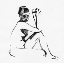 Poses. Un proyecto de Ilustración, Bellas Artes y Pintura de Adrià Llarch         - 10.08.2014