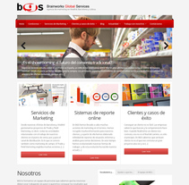 Brainworks Global Services. A Web Design project by Oriol Ris Juarez         - 30.06.2014