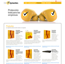 OkSymantec. A Web Design project by Oriol Ris Juarez         - 11.06.2013