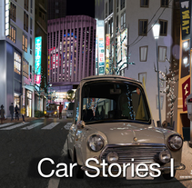 Car stories. A Illustration project by Xoan Baltar - 08.13.2014