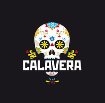 "Serie ""Calaveras"". A Illustration, and Graphic Design project by El niño Vudu  - Aug 19 2014 12:00 AM"