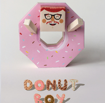 FOODBOURHOOD - PAPER TOYS. A Illustration, Character Design, and Graphic Design project by Alejandro Parrilla         - 23.08.2014