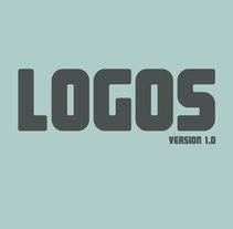 LOGOS version 1.0. Um projeto de Br e ing e Identidade de David Ramos García - 31-12-2012