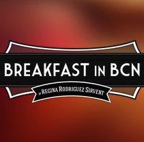 BREACKFAST in BCN. Um projeto de Br e ing e Identidade de David Ramos García - 15-10-2013