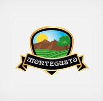 Creacion de logo para Montegusto. Un proyecto de Br, ing e Identidad y Packaging de Salvador Loriente  - Martes, 02 de septiembre de 2014 00:00:00 +0200
