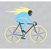 The Rider. A Graphic Design&Illustration project by Sebastià  Gayà Arbona - Jul 15 2014 12:00 AM