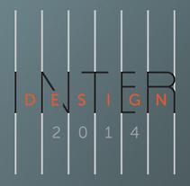 INTER DESIGN 2014. A Design, and Graphic Design project by RUBÉN MÉNDEZ PÉREZ         - 03.09.2014