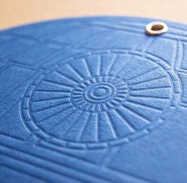 Invitación de Boda inspirada en STAR WARS. A Art Direction, Design, and Graphic Design project by Kitxune  - 07.05.2014