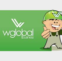 WGlobal Business. Un proyecto de UI / UX, Diseño Web y Desarrollo Web de Pablo Núñez Argudo         - 11.06.2012