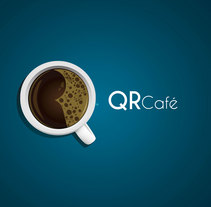 Qr Café . A Design, Illustration, Advertising, Br, ing, Identit, and Graphic Design project by Ernesto Anton Peña         - 16.09.2014