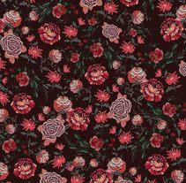 Estampacion III. Un proyecto de Ilustración, Moda, Bellas Artes y Diseño gráfico de kamila         - 22.09.2014