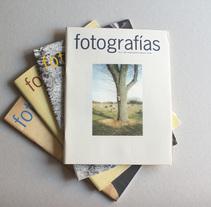 Revista fotografías. A Photograph, Art Direction, and Editorial Design project by Pivot :: Dirección de arte | School         - 24.09.2004