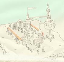 Las Guerras Apoleónicas. Un proyecto de Ilustración, Motion Graphics, Animación y Dirección de arte de Oliver Añón Lema         - 29.09.2014