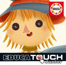La Granja  de Educa touch. Un proyecto de Ilustración, Educación y Diseño de juguetes de Marta García Pérez - 30-09-2014