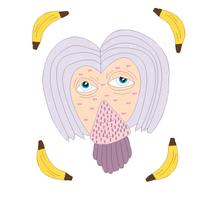 monkey. Um projeto de Design, Ilustração, Design de vestuário e Moda de Susana López         - 01.10.2014